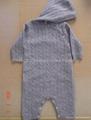 Infant cashmere knitwear