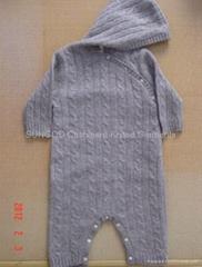 婴儿羊绒衫