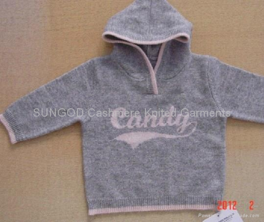 Baby's cashmere knitwear factory 2