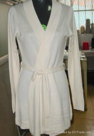 Women's cashmere cardigan jumper 5