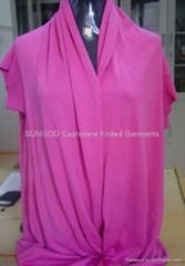 女式针织套衫