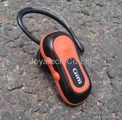 waterproof bluetooth headset