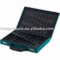 170pcs HSS Twist Drill Bit Sets