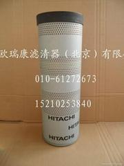 日立挖掘機電噴液壓油濾清器 4656608