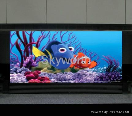 P6 indoor full color led display 1
