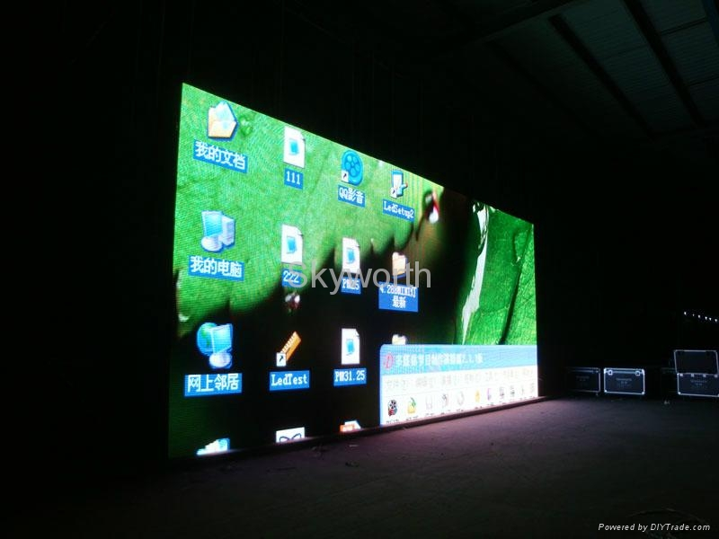 P20 Virtual outdoor led advertising  1