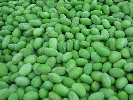 frozen soybean kernel 2