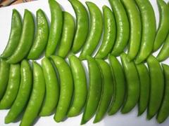 Frozen sugary snap peas