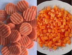 Carrot crinkle