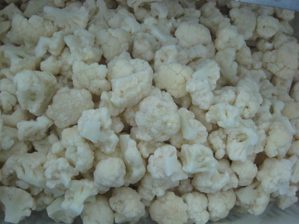 Frozen cauliflower 2
