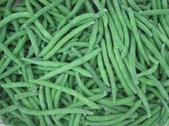 IQF green bean