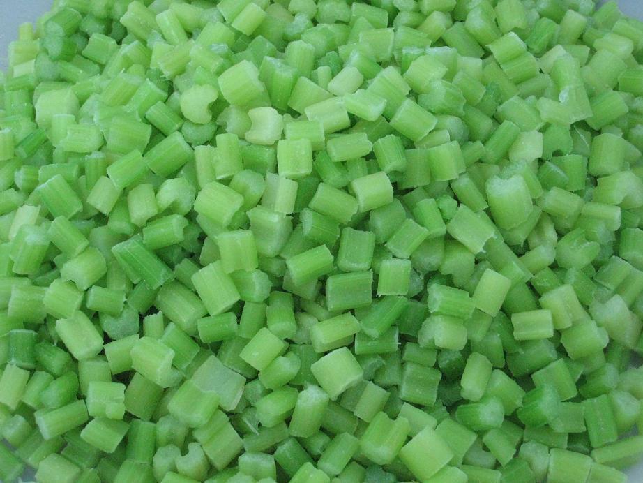 Frozen celery 1