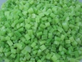 Frozen celery