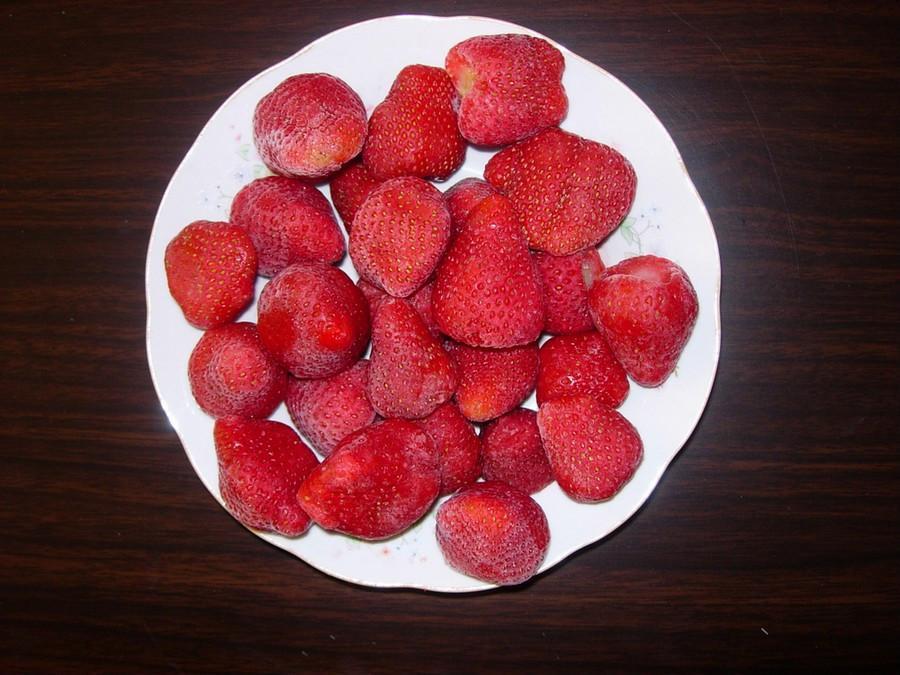 frozen strawberry 1