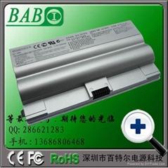 全球  SONY BPS8  OEM笔记本电池上市了平价销售