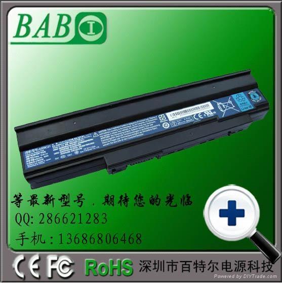 新品上市GATEWAY AS09C31 笔记本电池 1