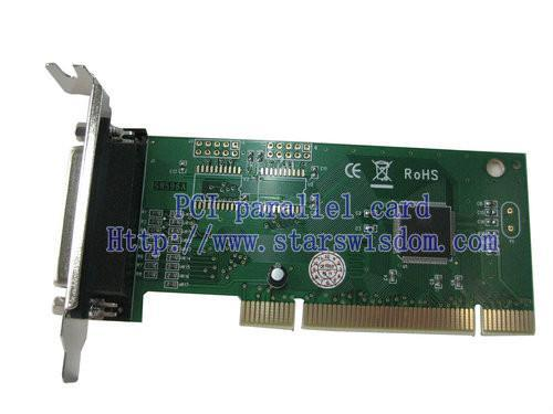 wch ch353l parallel card driver