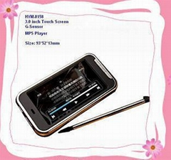 3.0 inch touch screen MP5 Player
