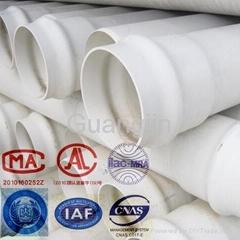 upvc water supply pipe