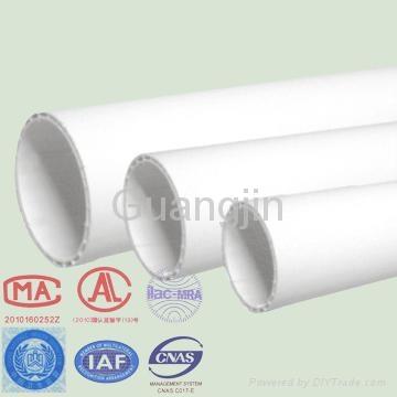 UPVC water drainage pipe 1