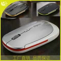 超薄笔记本2.4G无线鼠标