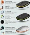 超薄笔记本2.4G无线鼠标 4