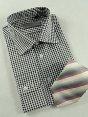 CVC/TC/100%COTTON shirt and blouse