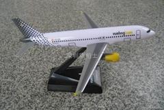 塑膠飛機模型
