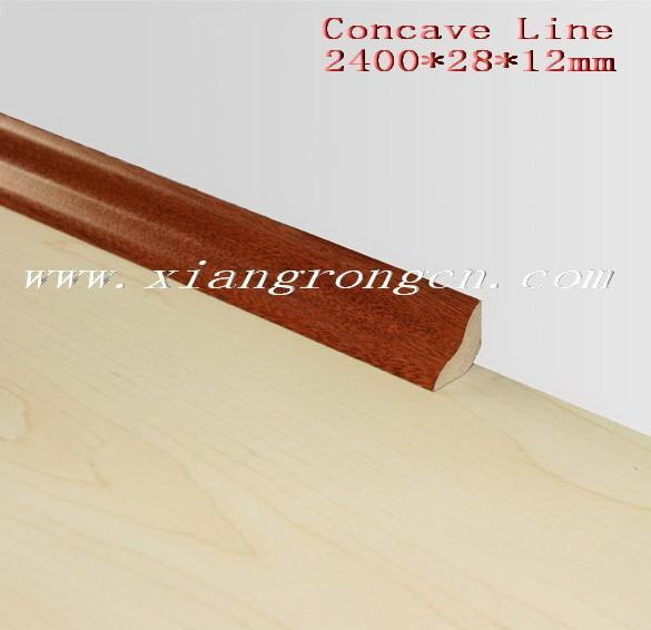 Concave Linescotia For Floor Moulding Xiangrong China