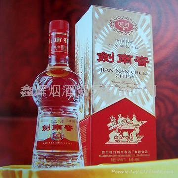 供應白酒<劍南春> 1