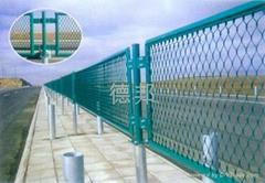 钢板型护栏网