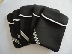 Neoprene iPad bag