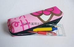 學生筆袋,潛水料筆袋