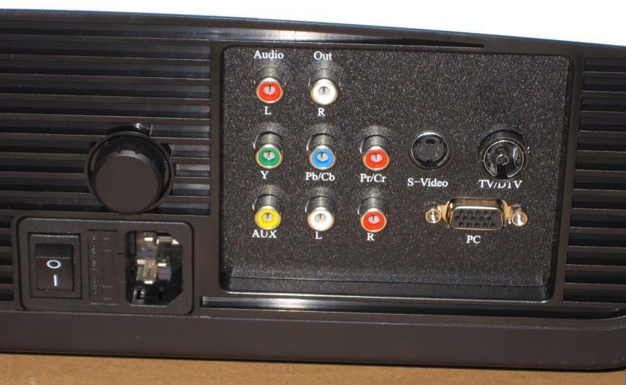 致影R800投影機 4