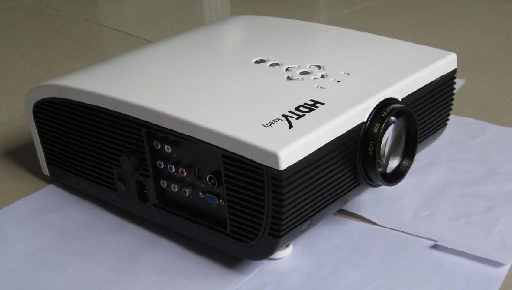 致影R800投影機 5