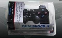 Sell ps3 dualshock sixaxis wireless joystick controller