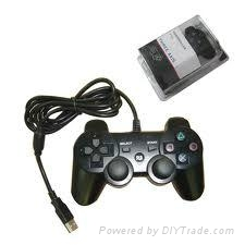 PS3 dualshock wired controller