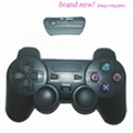 ps3 wireless joystick controller with