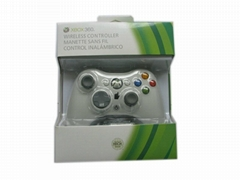 hot sells for xbox360 wireless joystick controller