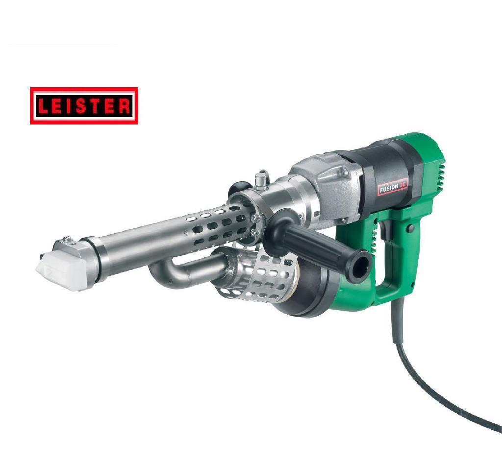 广州迪涛LEISTER FUSION3挤出式塑料焊枪 1