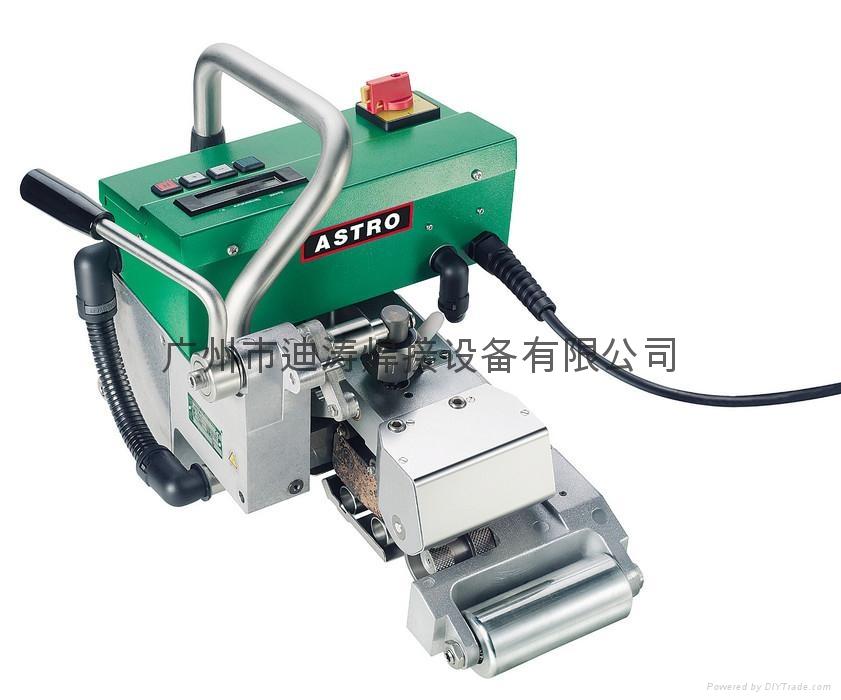 LEISTER熱楔式土工膜自動焊接機 1