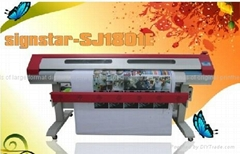eco solvent printer with EPSON DX5 head new single head type
