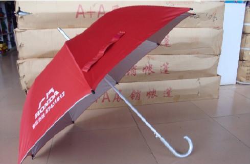 廣告傘製作 1
