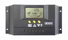 太陽能控制器12V24V20A30A