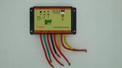 防水双路输出型太阳能控制器