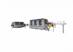 MQ3201+MQ2225J Multi-layer solid wood flooring production line