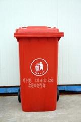 上海浦东厂家大量供应库存塑料垃圾桶