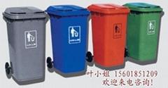 供应小区专用240L垃圾桶