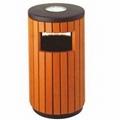 上海廠家直銷各種環保垃圾桶 2