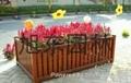 實木木質花箱 2